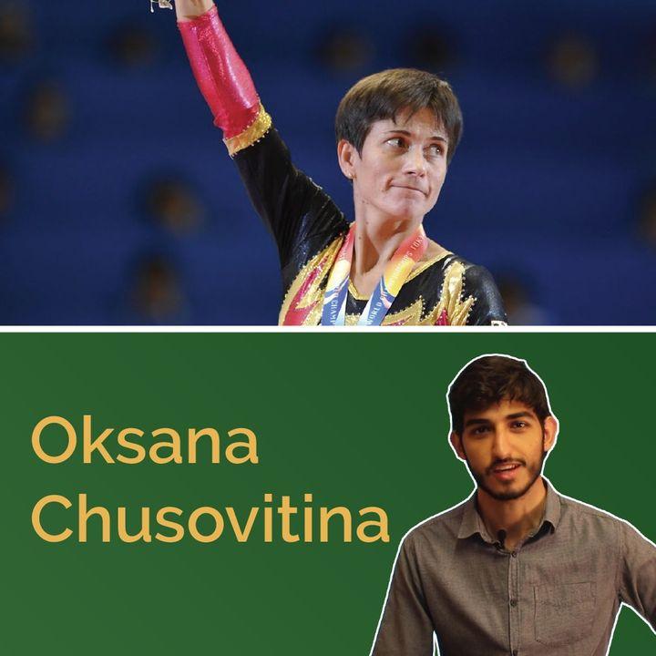 Oksana Chusovitina: la ginnasta immortale
