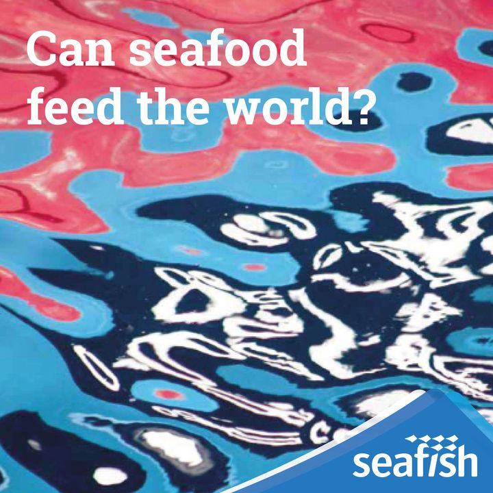 Can seafood feed the world?