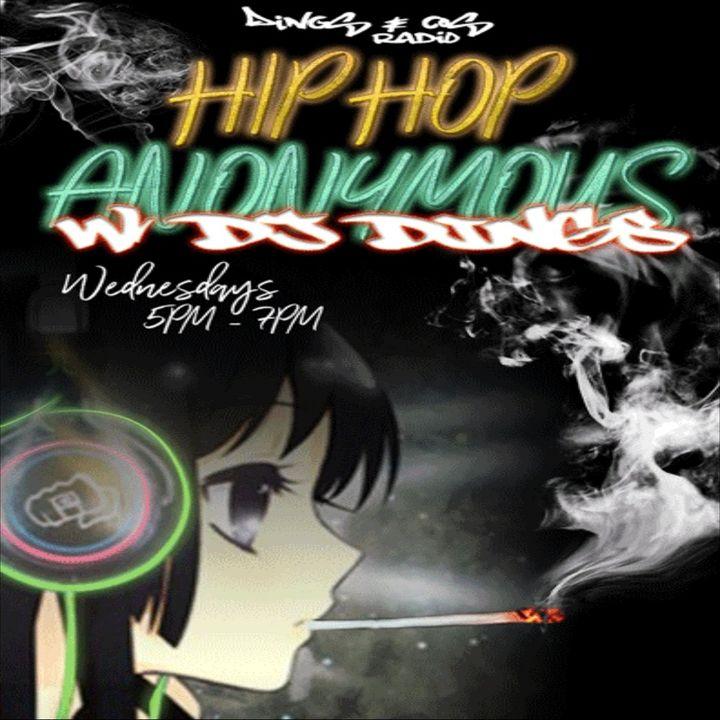 Hip Hop Anonymous Vol.7 Dj Dings Live In Da Mix Spinnin' Everything Hip Hop! (5-30-18)