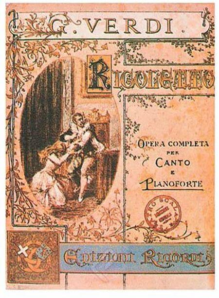 Tutto nel Mondo è Burla - Stasera all'Opera G. Verdi  Rigoletto