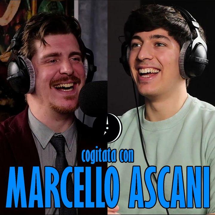 Cogitata con MARCELLO ASCANI, creator
