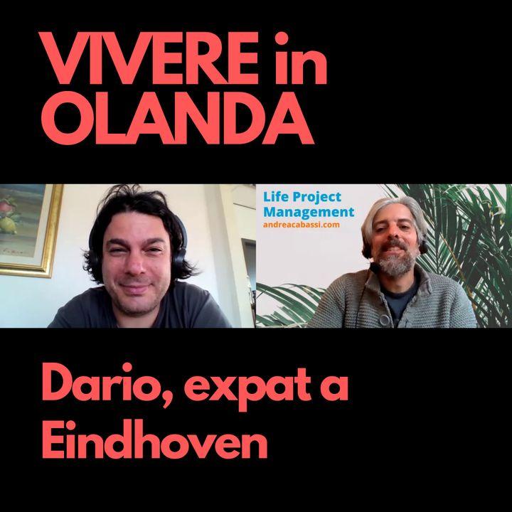 Dario, expat a Eindhoven