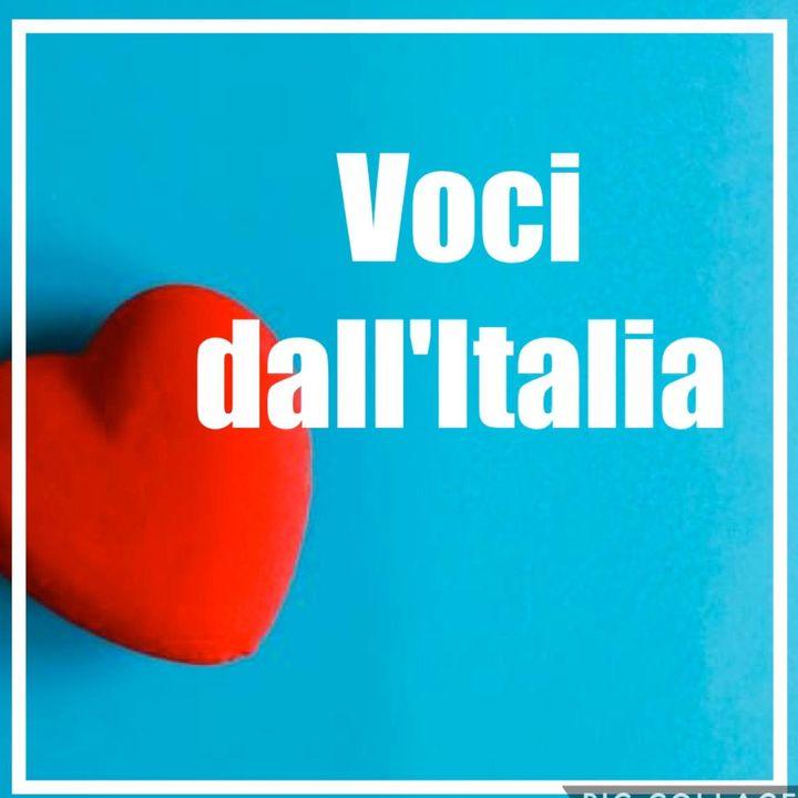 98 - Voci dall'Italia - Quando vedi da lontano l'agognato traguardo!