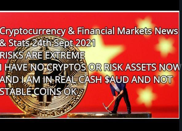 Crypto & Financial Market News 29th July 2021PP