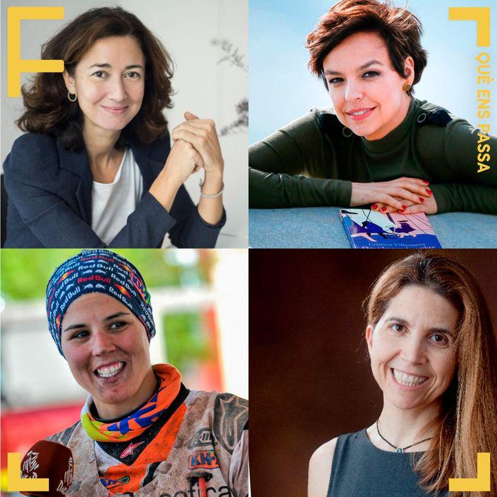 Dones al món laboral: del sostre de vidre al terra apegalós | Extra (Contingut Addicional)