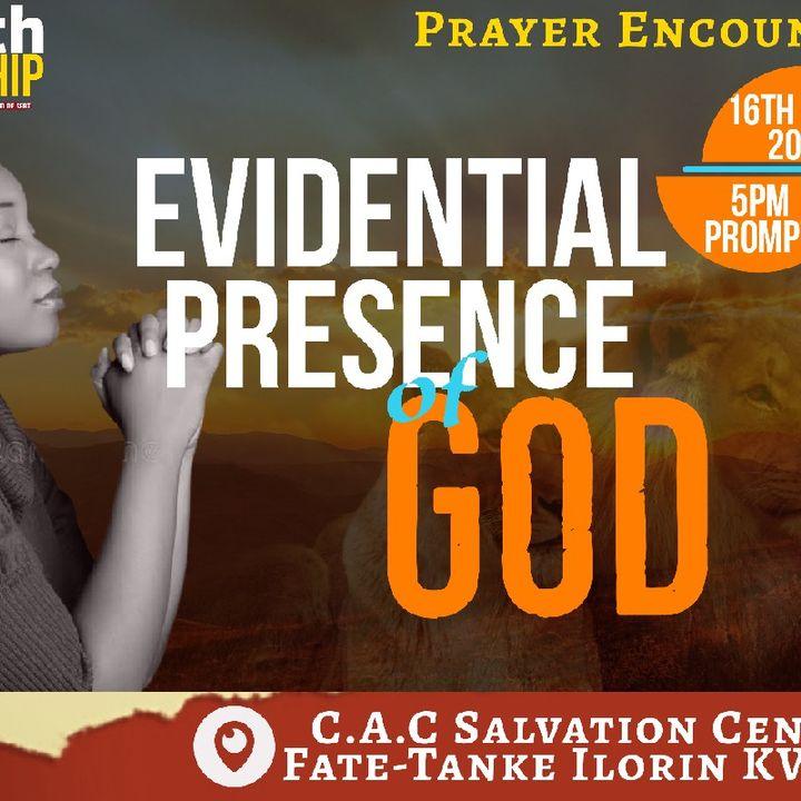 Prayer Encounter April 2021