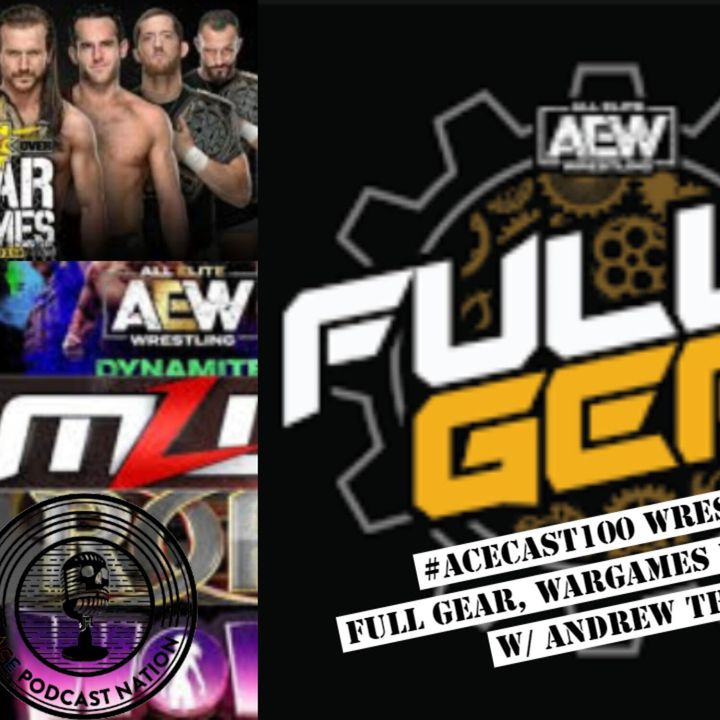 AEW Full Gear Recap   Survivor Series   WARgames   Wrestling News #16