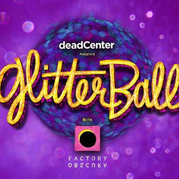 Special Edition: deadCENTER Glitter Ball