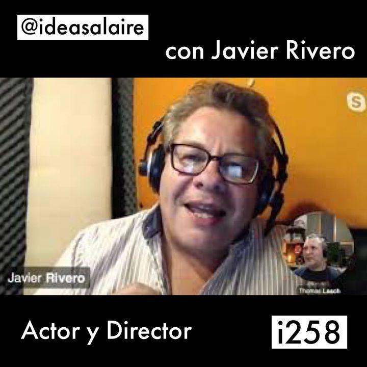 i258 Plática con Javier Rivero