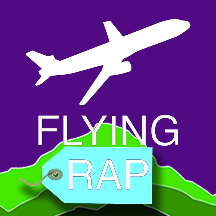 EPISODE #8:  14 NON-STOP CITIES...AND COUNTING!  with Airport Director, Patrick Dame