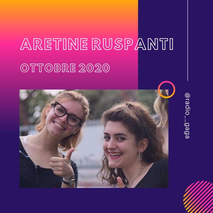 ARETINE RUSPANTI - Ottobre 2020