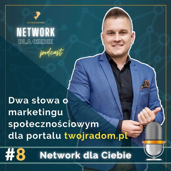 NDC #8 - Wywiad dla portalu twojradom.pl na temat marketingu społecznościowego