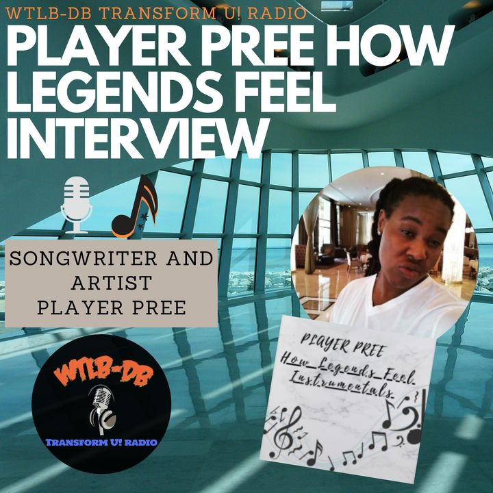 How Legends Really Feel Exclusive Interview with Player Pree - Edited