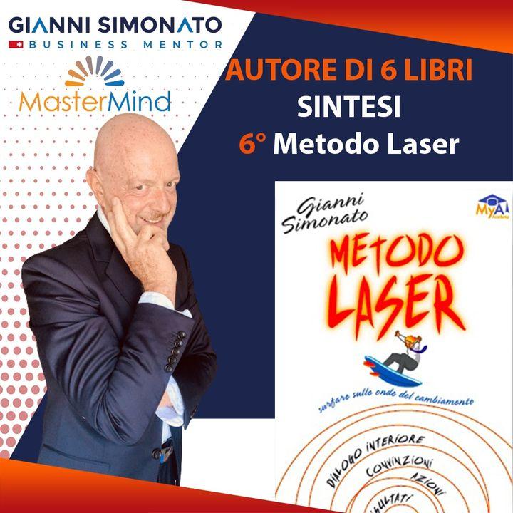 """#6 Sesto libro: """"Metodo Laser"""" (sintesi)"""