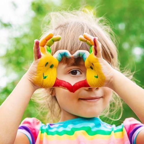 Bambini Indaco, Cristallo e Arcobaleno [Linee Guida 6]