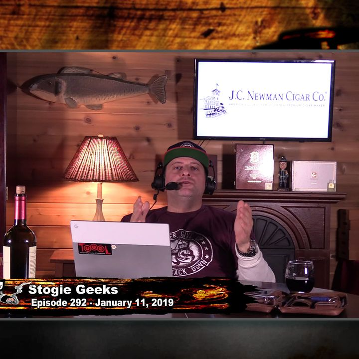 Pivot Point - Stogie Geeks #292