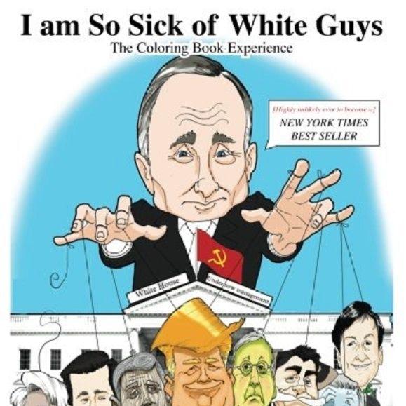 HOPress HumorOutcasts Radio - I am So Sick of White Guys by Jim Corbett and Tim Jones