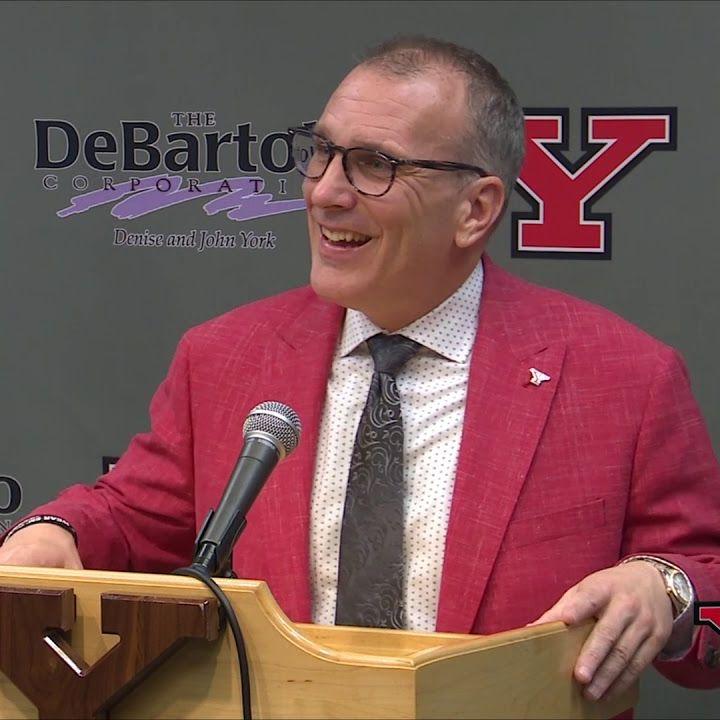 Episode 21: Coach Doug Philips, YSU Head Coach (Football)