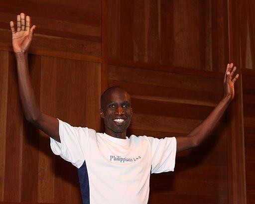 Wesley Korir - Running for God and Kenya
