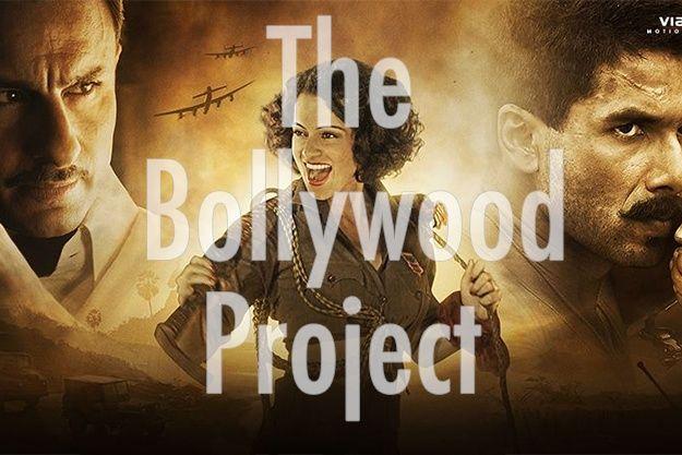 86. Rangoon Trailer Review, Mahira Khan in Zaalima, Akshay Kumar's Superhero Movie, and Sushant Singh Rajput's Mistakes