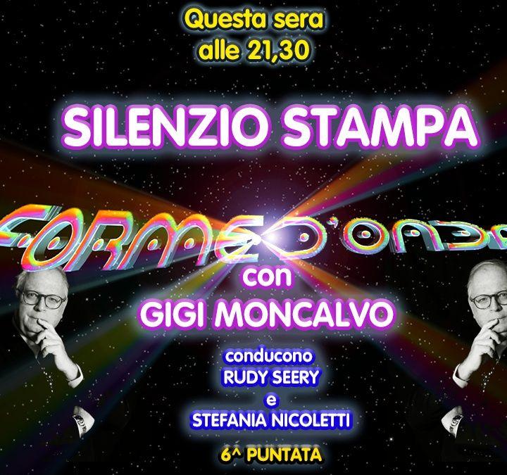 """Forme d'Onda - """"Silenzio Stampa"""" di Gigi Moncalvo - 03/12/2020"""