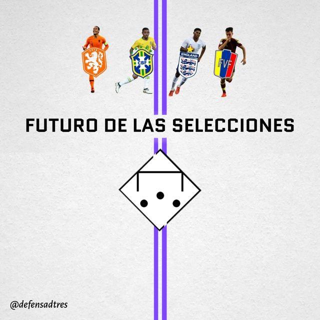 EL FUTURO DE LAS SELECCIONES - Defensa de Tres 14x01