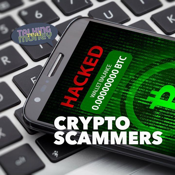 ConsumerMan on CryptoScams