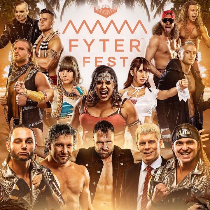 ENTHUSIASTIC REVIEWS #152: AEW Fyter Fest 2019 Watch-Along