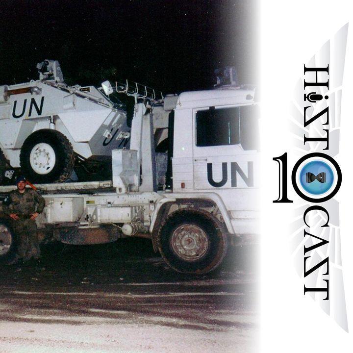 HistoCast 215 - Visión de un soldado de la misión española de la ONU en la Guerra de los Balcanes