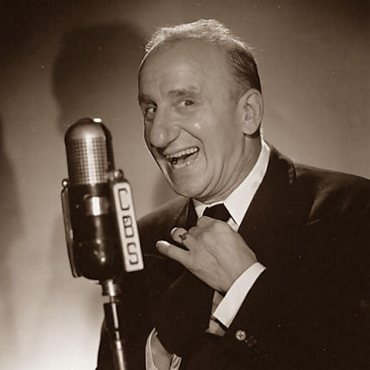 Classic Christmas Radio Theater Hour 20 - Jolly Jimmy Duranteclaus