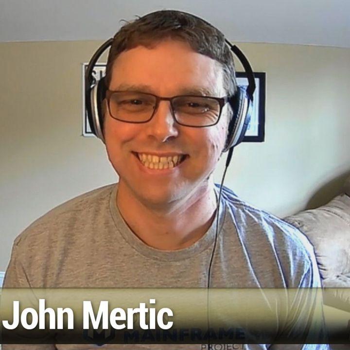FLOSS Weekly 624: Open Mainframe Project - John Mertic