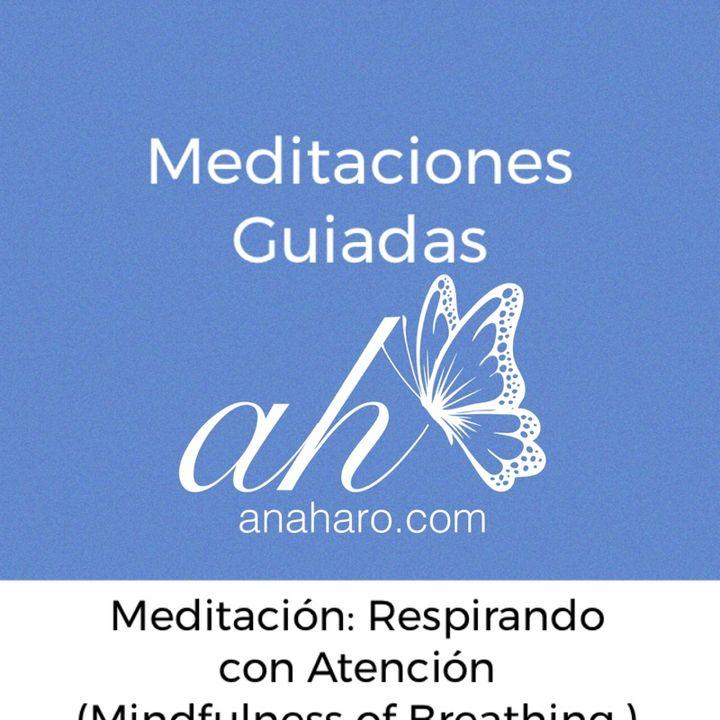 Meditación Respirando con Atención