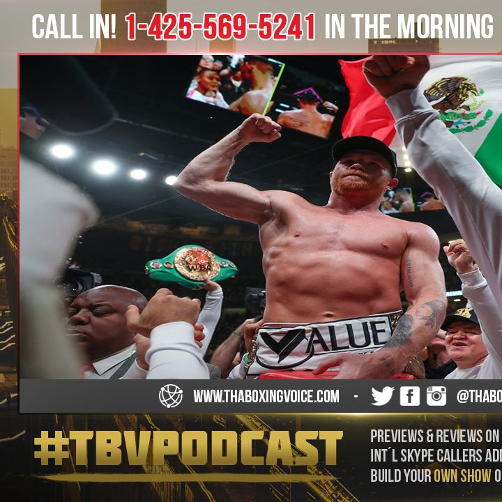 ☎️Canelo Expected to DROP Titles, Campaign @ 168 or Above😱Where'd Canelo Go❓