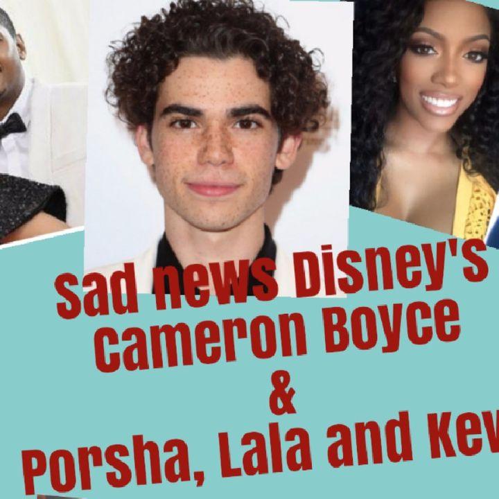 Sad News Disney Star, Cameron Boyce Gone Too Soon And Other Celebs