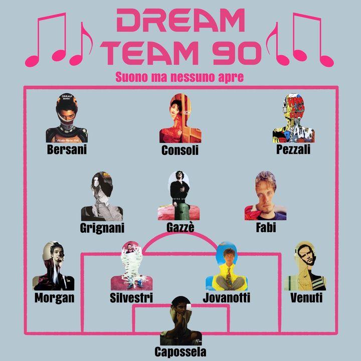 Ep.17 - Cantautori Anni '90: il Dream Team