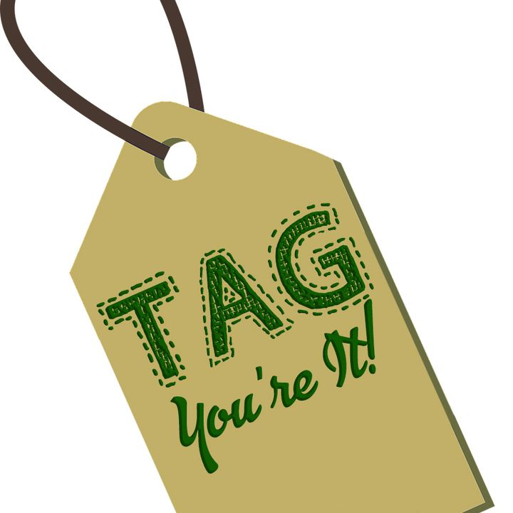 Tag! You're It!