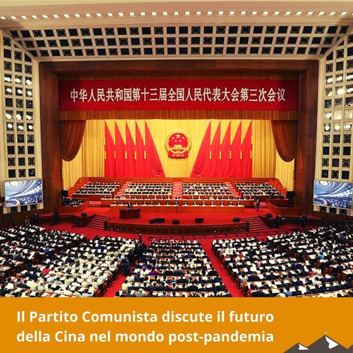 Il Partito Comunista discute il futuro  della Cina nel mondo post-pandemia