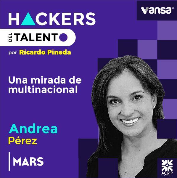 038. Una mirada de multinacional - Andrea Perez (Mars)  -  Lado A