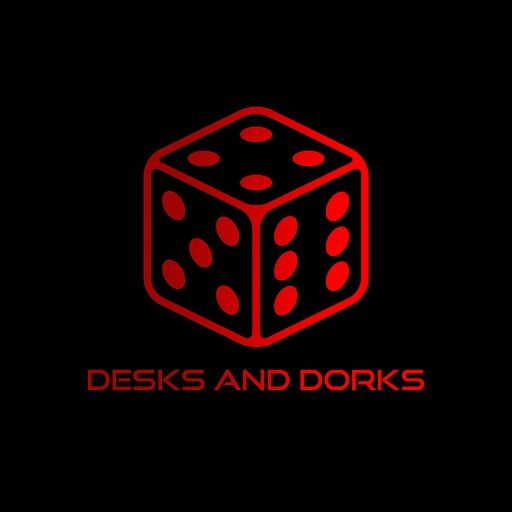 Behind the Desks and Dorks Curtain!