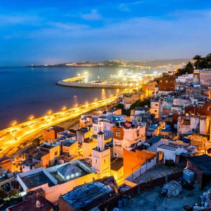 Storia di Tangeri, dalle Colonne d'Ercole all'indipendenza