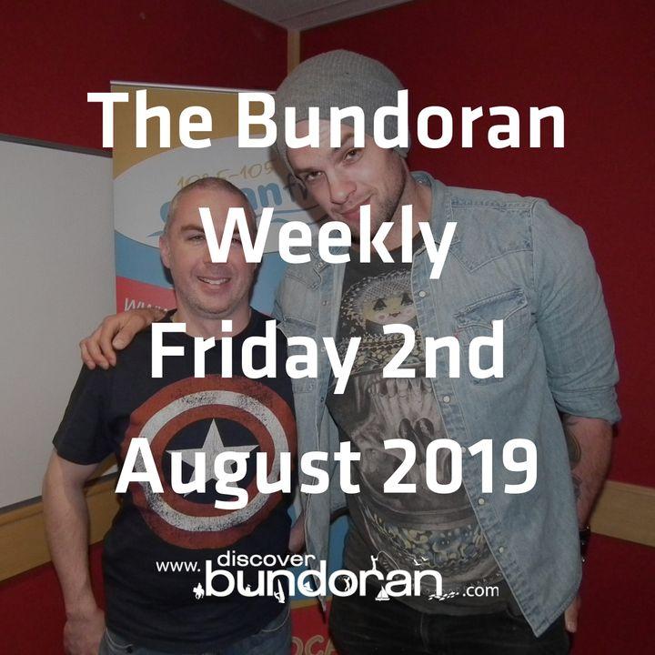 055 - The Bundoran Weekly - Friday August 2nd 2019