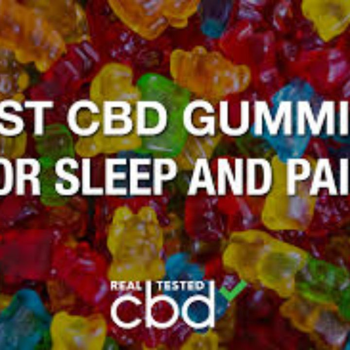 Plant MD CBD Gummies