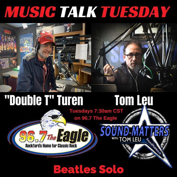 (Music Talk Tuesday): Beatles Solo
