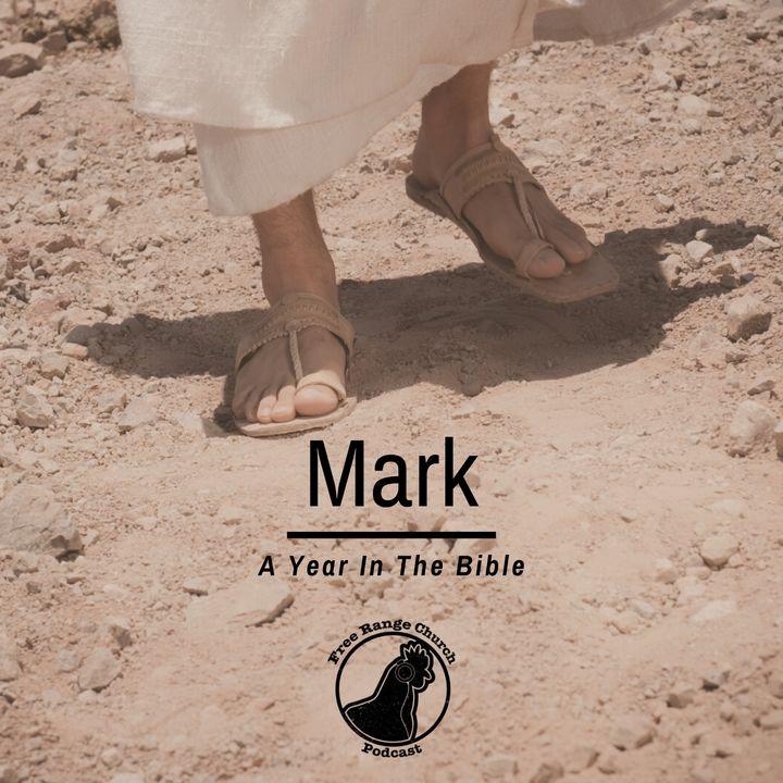Mark   Disowning Jesus - Mark 14, Part 2
