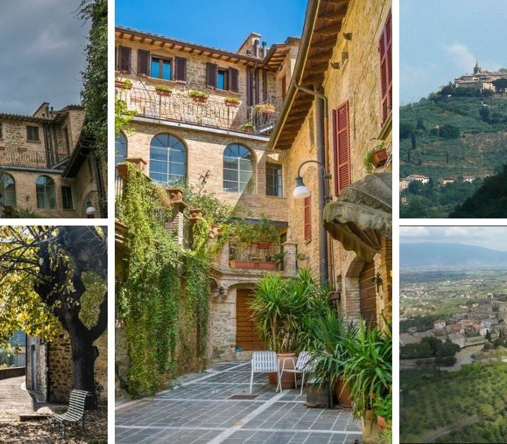 Bettona: antico borgo umbro tra i più belli d'Italia