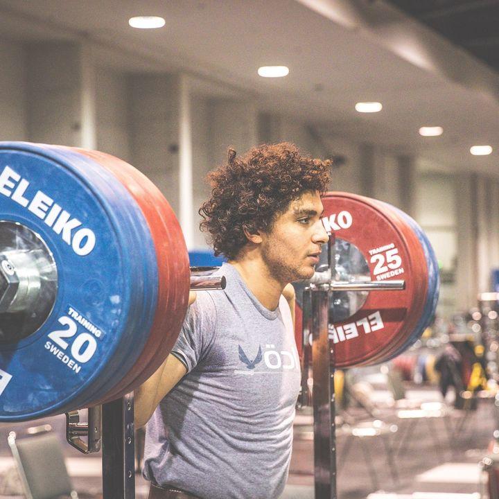 Meso Hassona   Winning the Olympics, & 190/240