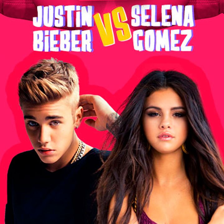 Justin Bieber Vs Selena Gomez: The Book of Jelena