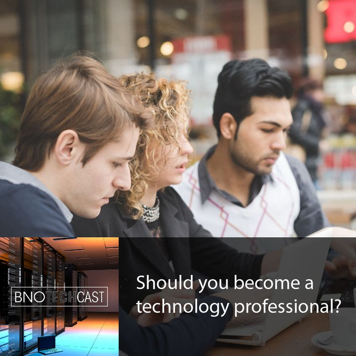 Should you become a technology Professional?