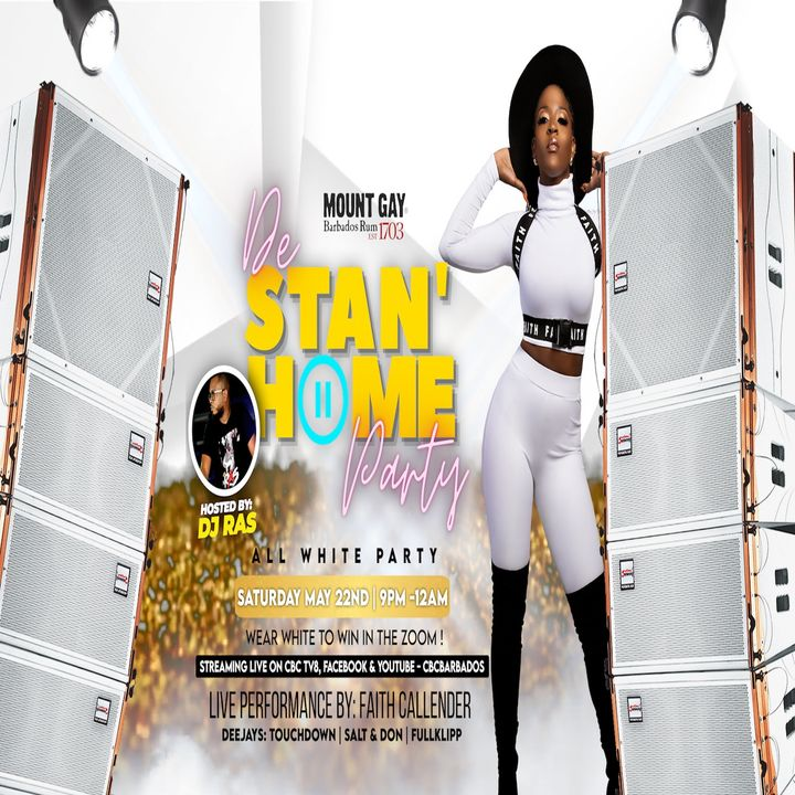 Stan Home Party - All White Live Audio