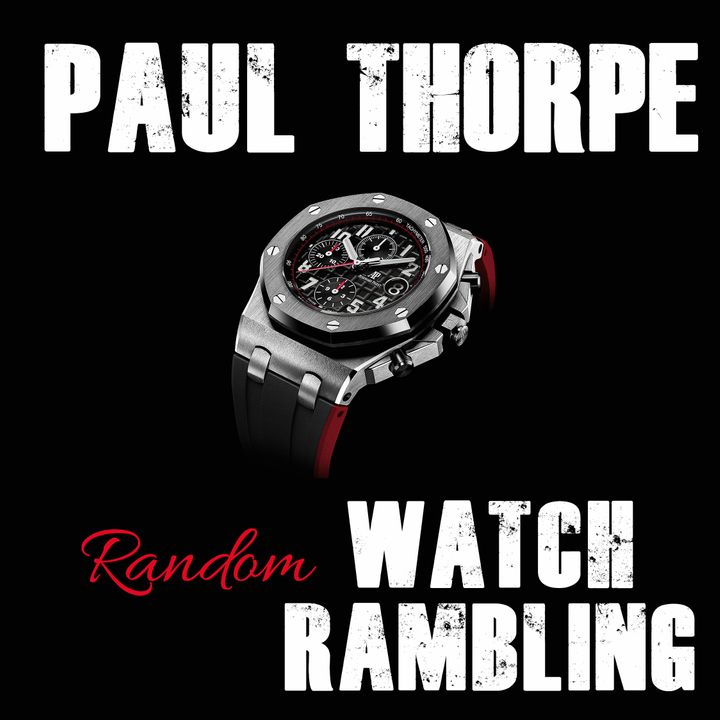 Random watch Rambling